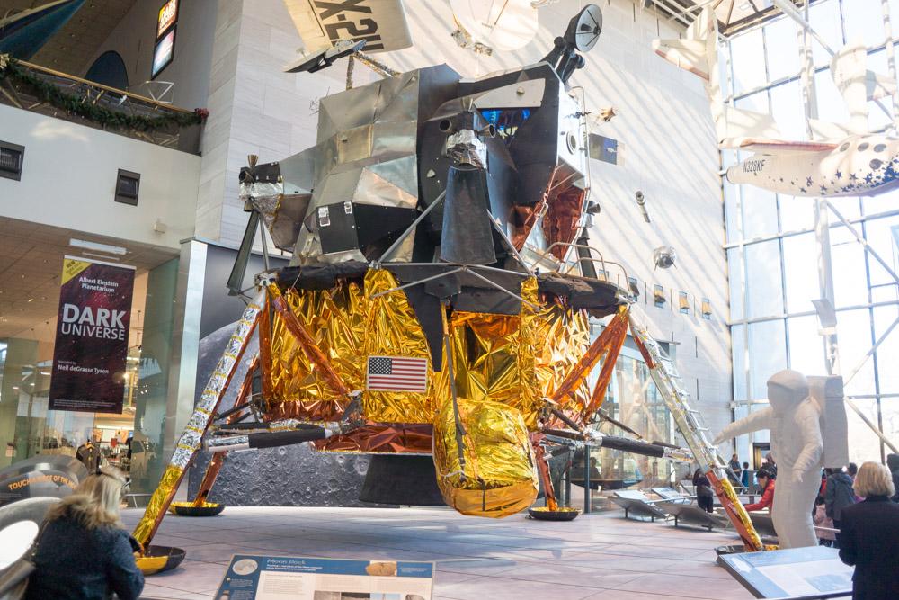 アポロ計画の月着陸船