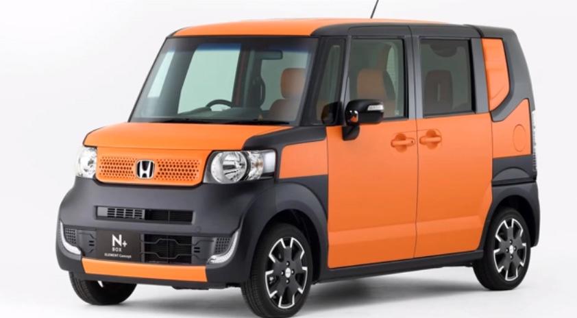 2016 Honda Element >> ホンダ・エレメントならぬN-BOX・エレメントが登場。売ってくれー!! | MyJournal 101